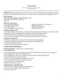 entry level accounting resume exles 28 images entry