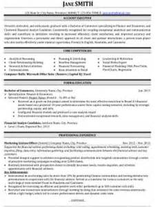Sample Resume Format For Accounts Officer by 1000 Ideas About Executive Resume Template On Pinterest