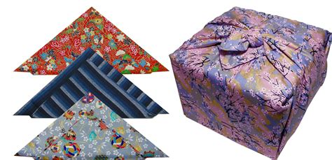 japanese wrapping furoshiki for eco friendly gift wrapping