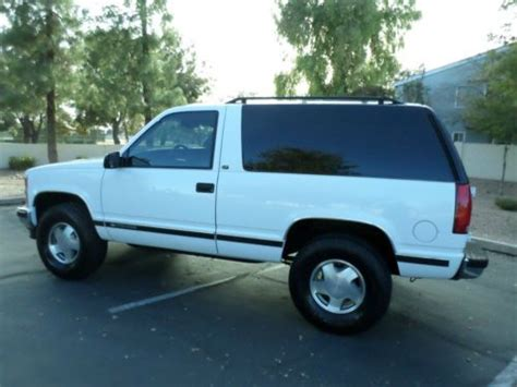 purchase new 1998 chevrolet tahoe lt sport 4x4 utility 2