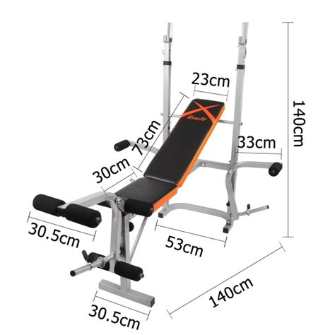 gym bench size adjustable home gym multi station weight bench buy gym