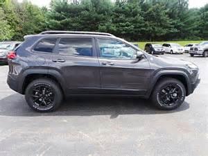 Jeep Trailhawk Granite 2016 Jeep Trailhawk For Sale Hermitage Pa 2 4 L
