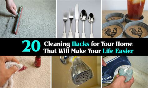25 cleaning hacks that will make your life easier diy 20 cleaning hacks for your home that will make your life