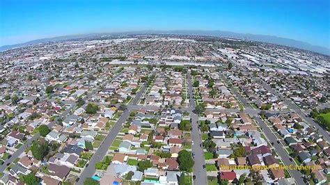 Gardena Ca City Los Angeles County Gardena City View From