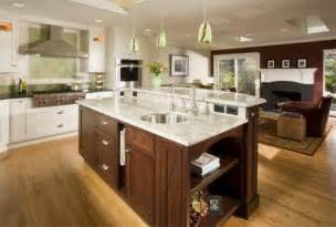 Kitchen Designs Images With Island by Furniture Kitchen Island Kitchen Design Ideas
