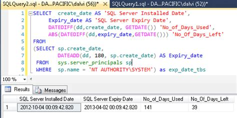 format date query sql server microsoft technologies 08 01 13