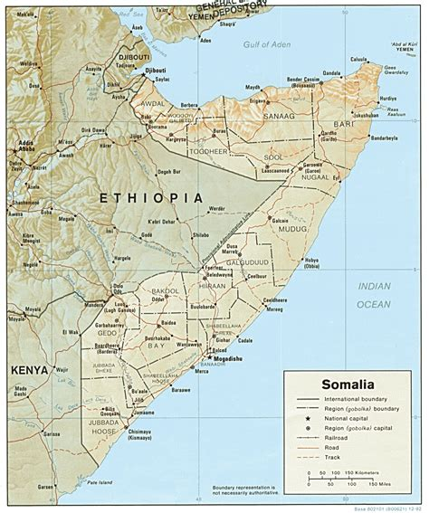 africa map somalia detailed relief and political map of somalia somalia