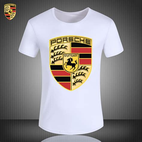 Porsche Kleidung by Porsche T Shirts Sleeved In 418260 For 28 00
