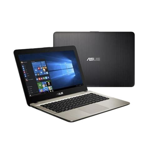 Notebook Asus X441ua Wx330t Black jual asus x441ua wx095d notebook black 14 quot i3 6006u 4gb