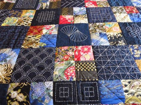 Quilts Quilts And More Quilts by Wendy S Quilts And More Sashiko Quilt