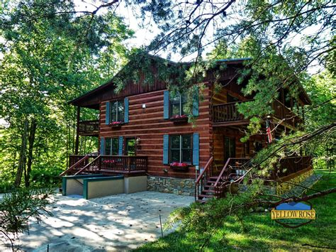 Realty And Cabin Rentals by Yellow Realty Bryson City Cabin Rental