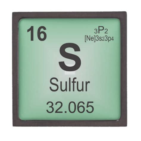 Periodic Table Sulfur by The Gallery For Gt Sulphur Periodic Table