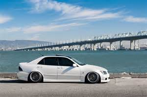 wallpapers toyota altezza lexus is200 tuning stance