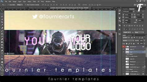 Epic Gaming Banner Speed Art W Free Template Psd Youtube Gaming Banner Template Psd