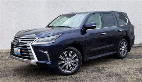 toyota lexus 570 2017 test drive 2017 lexus lx 570 the daily drive consumer