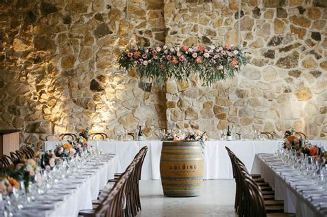 Australian Winery Wedding Venues   HOORAY! Mag
