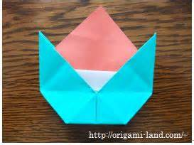 origami how to fold a chestnut origami land