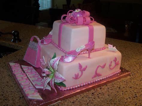 girly girl birthday cake  maggsg