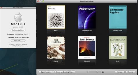 xcode tutorial ibook how to install ibooks author on os x snow leopard