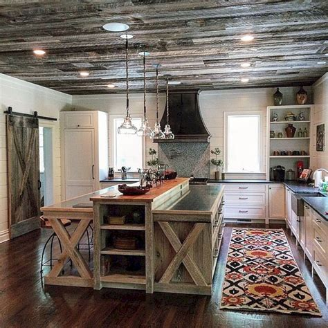rustic farmhouse kitchen ideas 40 best and beautiful rustic kitchen farmhouse ideas you