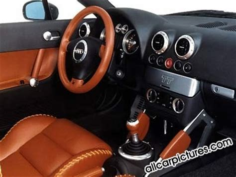 Audi Tt Baseball Interior by Audi Tt Roadster Baseball Glove Interior Motoring