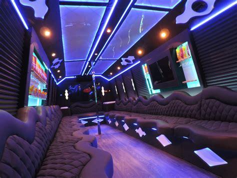 party bus titan party bus rental limo service rental memphis tn