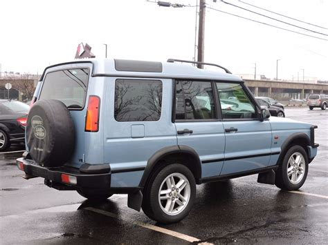 all car manuals free 2003 land rover discovery security system used 2003 land rover discovery se at saugus auto mall