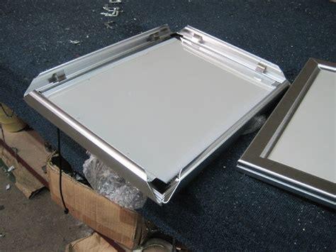 slim light box led wall mount led menu board picture frame sign slim light