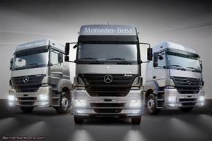 Mercedes Truck Pictures The History Of Mercedes Trucks