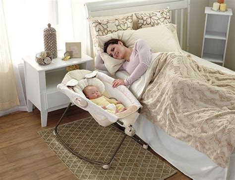 Inclined Co Sleeper by 15 Must See Bedside Bassinet Pins Baby Co Sleeper Baby
