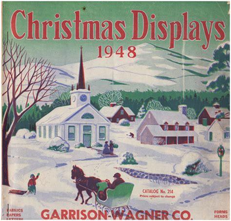 everythingcroton the vintage christmas decoration catalog