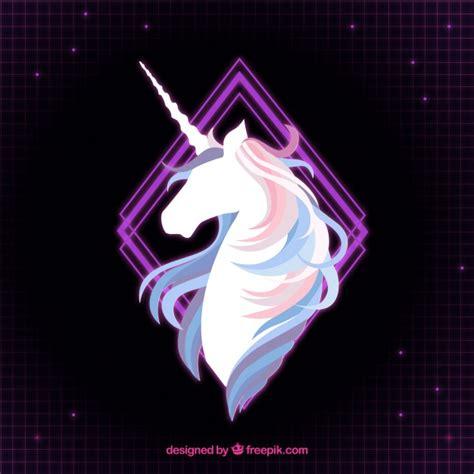 imagenes de unicornios morados fondo elegante de unicornio y rombo morado descargar