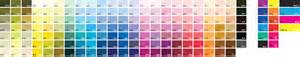 Shelley truss pantone colour chart