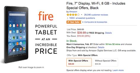 deals alert 10 under items on amazon without prime deal alert amazon fire 7 drops to 39 99 on amazon 54