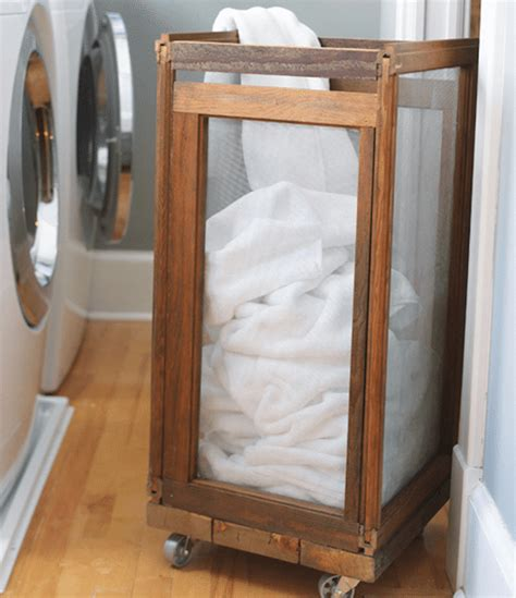 Wooden Laundry Her Square Sierra Laundry Wooden Wooden Laundry Plans