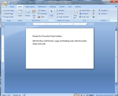 Create Index Cards In Ms Word Microsoft Index Card Template