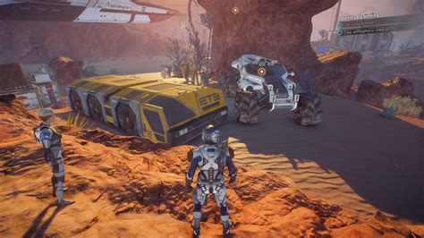nomad mass effect mass effect andromeda walkthrough nomad and forward
