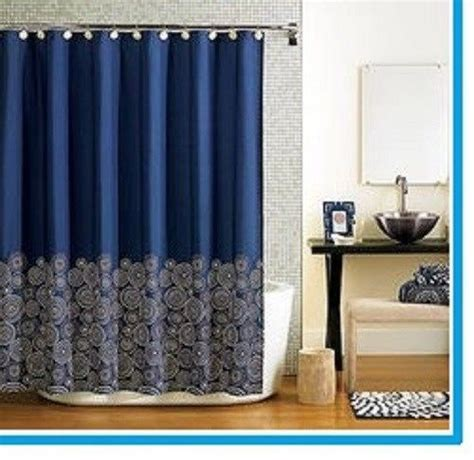 navy shower curtains 17 best ideas about navy shower curtains on pinterest