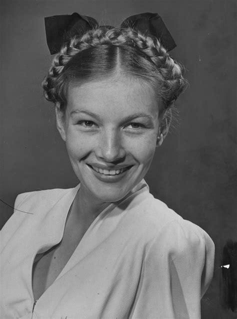 1940s french braids plait world war 2 2014 trend predictor the braid uc davis textstyles