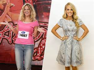 Carrie Underwoods Weight Loss by Carrie Underwood On Past Weight Loss Cover