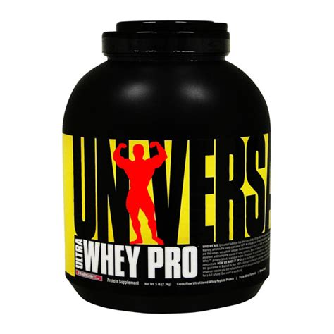 Whey Protein Universal Universal Nutrition Ultra Whey Pro Protein 5lbs Whey