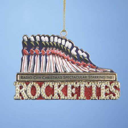 2009 rockettts xmas spectacular ornament radio city rockettes ornament nyc decoration walmart