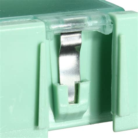 smd resistor green 1pc green mini esd smd chip resistor capacitor component box alex nld