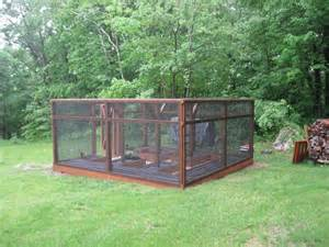 warren ct residential completely enclosed garden system