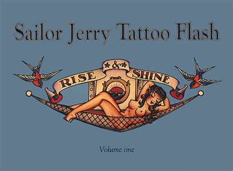 sailor jerry tattoo flash vol 1 by sailor jerry collins