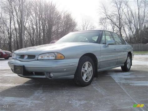 Pontiac Bonneville 1996 by 1996 Gray Green Metallic Pontiac Bonneville Se 23095301