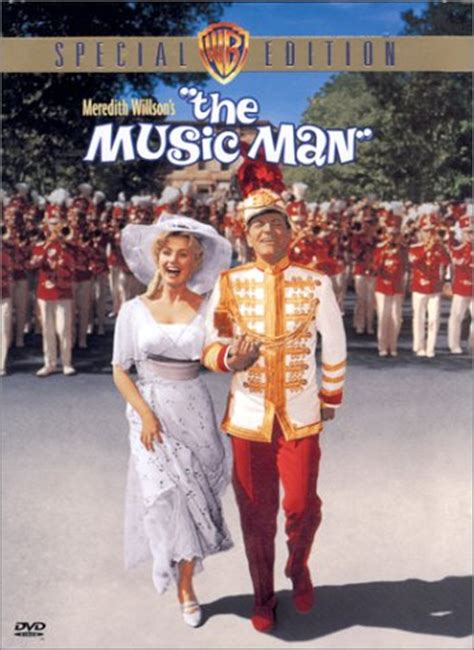 man in the music enchanted serenity of period films the music man 1962