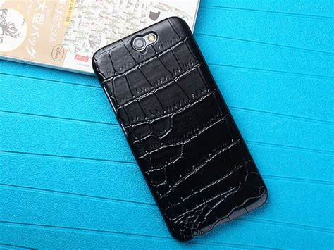 Htc One A9 Mei Powerful Casing Cover Bumper Armor Keren htc one a9 crocodile leather back