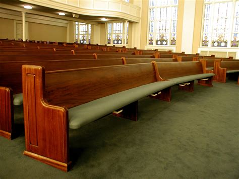 Church Pew Upholstery by Pew Upholstery Church Pew Cushions