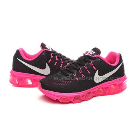 Nagita Black Pink Sneaker Shoes 2016 nike air max tailwind 8 print sneakers black pink